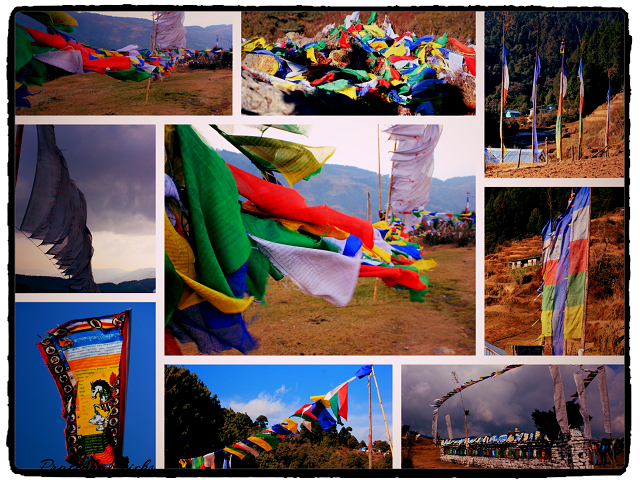 Prayer Flags – way to spread wisdom