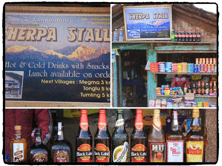 Sherpa Stall