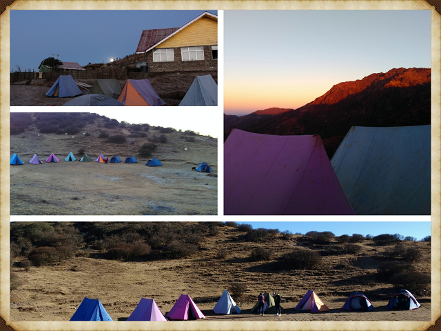 Tiny Tents – Our Adorable Adobe